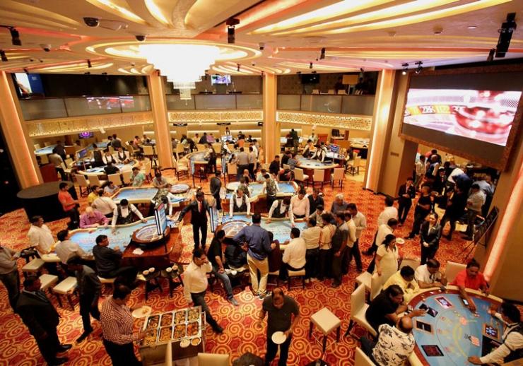 Dunes Casino Goa
