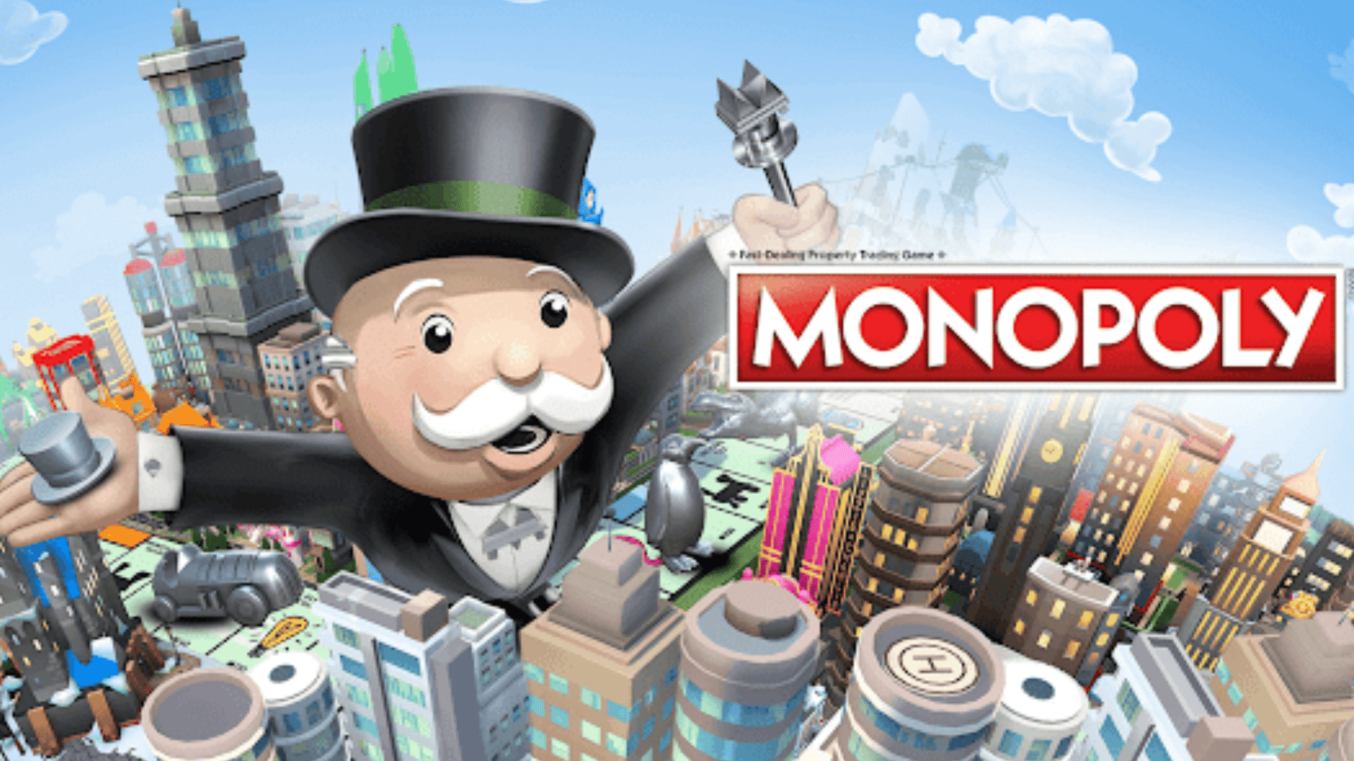 What Is Monopoly Game