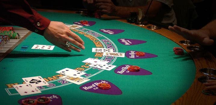 Blackjack cards & Value