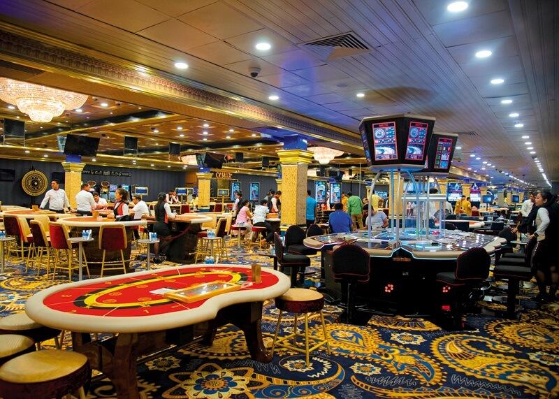 Hyatt Casino Goa