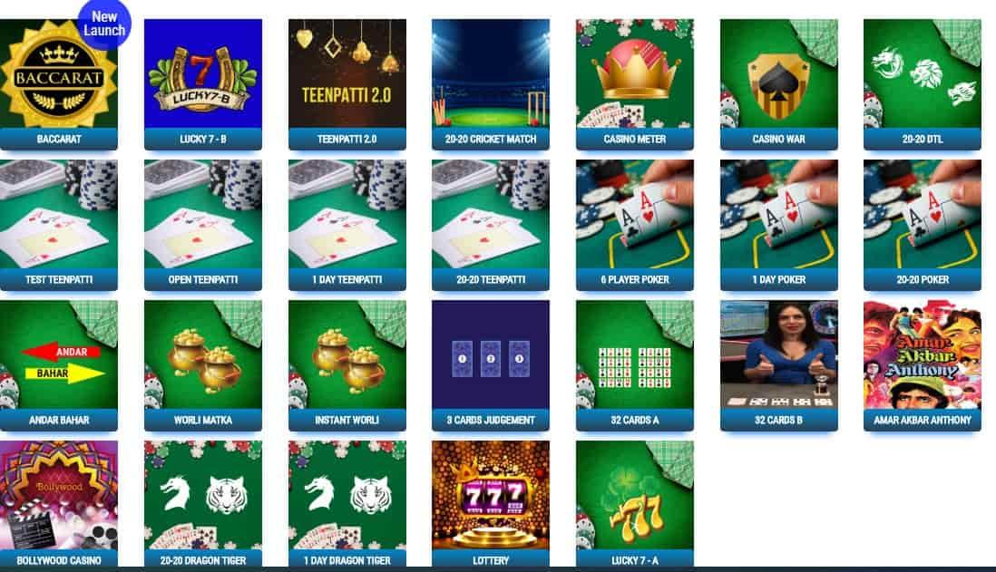 Diamond Exchange Casino