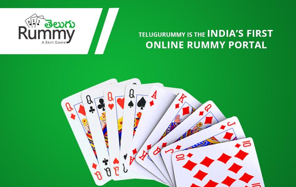 Cara Memainkan Game Remi Dalam Bahasa Telugu