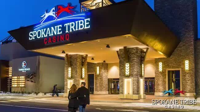 Taruhan olahraga disetujui di Spokane Tribe Casino