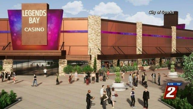 Tim kepemimpinan diumumkan untuk Legends Bay Casino di Sparks
