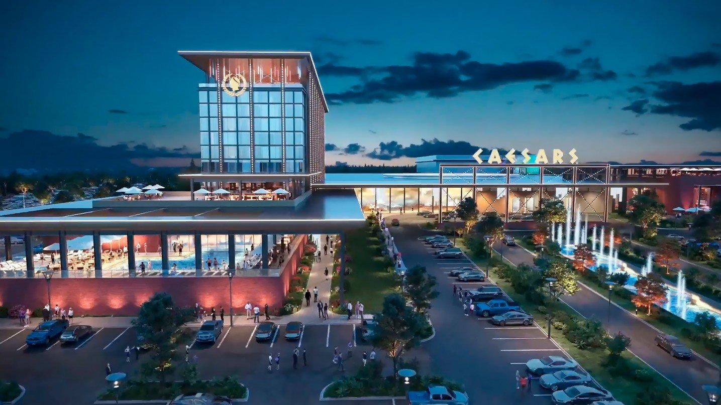 Kasino Baru Danville Bisa Berarti Jackpot