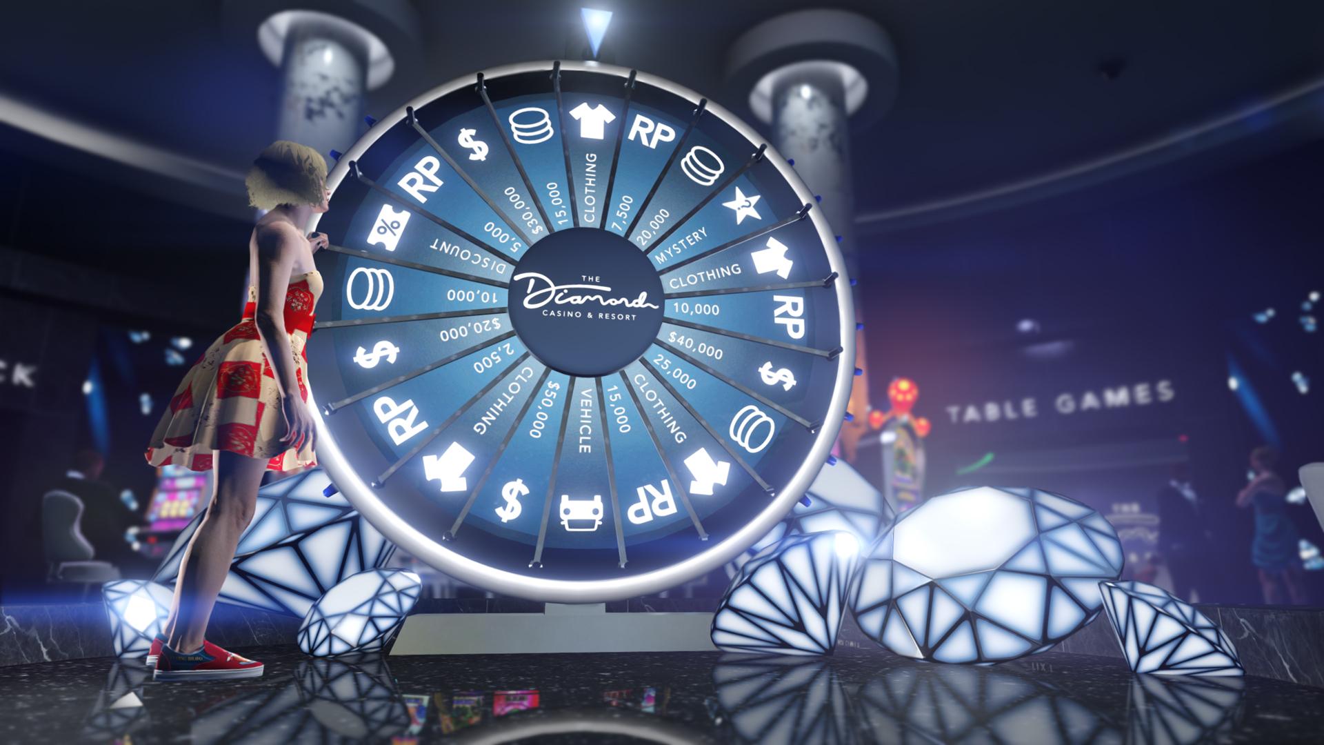 Apa yang Harus Dicakup Di Diamond Casino?