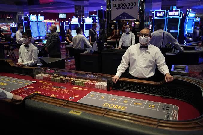 Penjudi akan segera membutuhkan tanda terima vaksin untuk memasuki Casino Rama