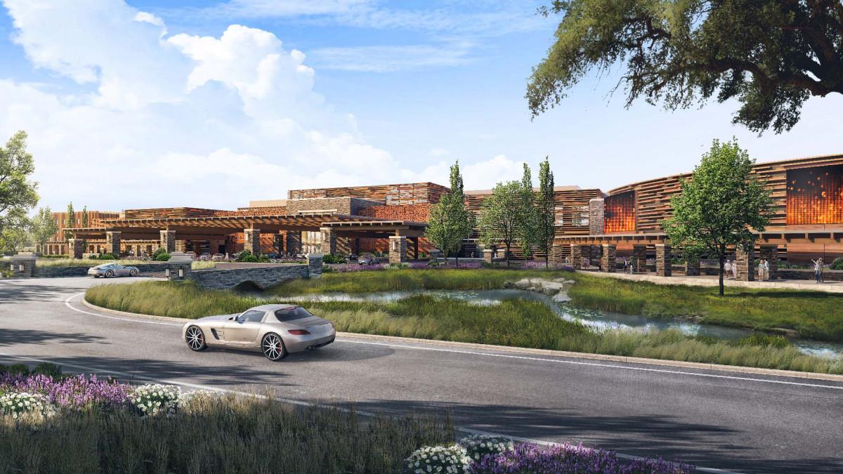 Koi Nation Mengumumkan Rencana Untuk Resor Kasino Baru Di Kabupaten Sonoma