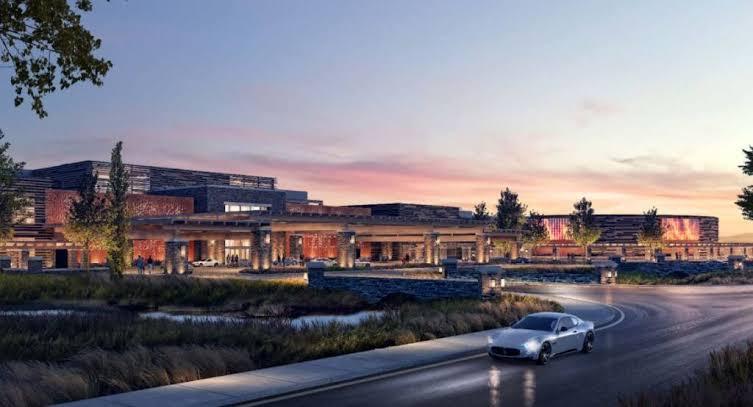 Koi Nation mengumumkan rencana untuk kasino baru, resor di Sonoma County