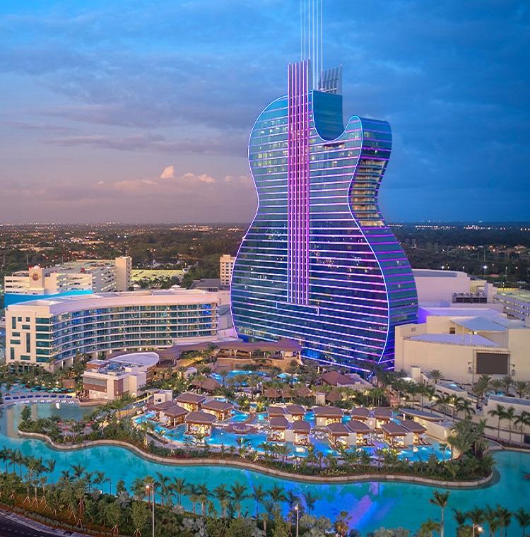 City Hosting Trip Untuk Lansia Ke Hard Rock Casino