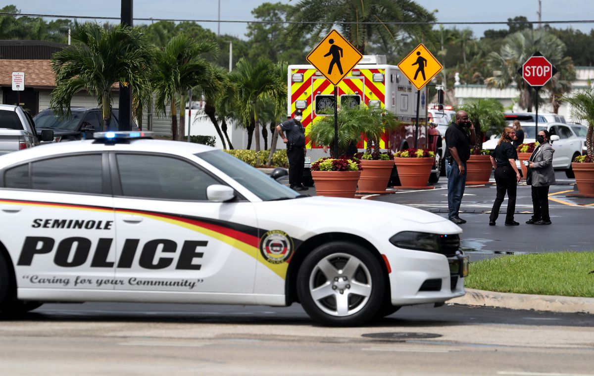 Ledakan mengguncang Seminole Classic Casino Hollywood