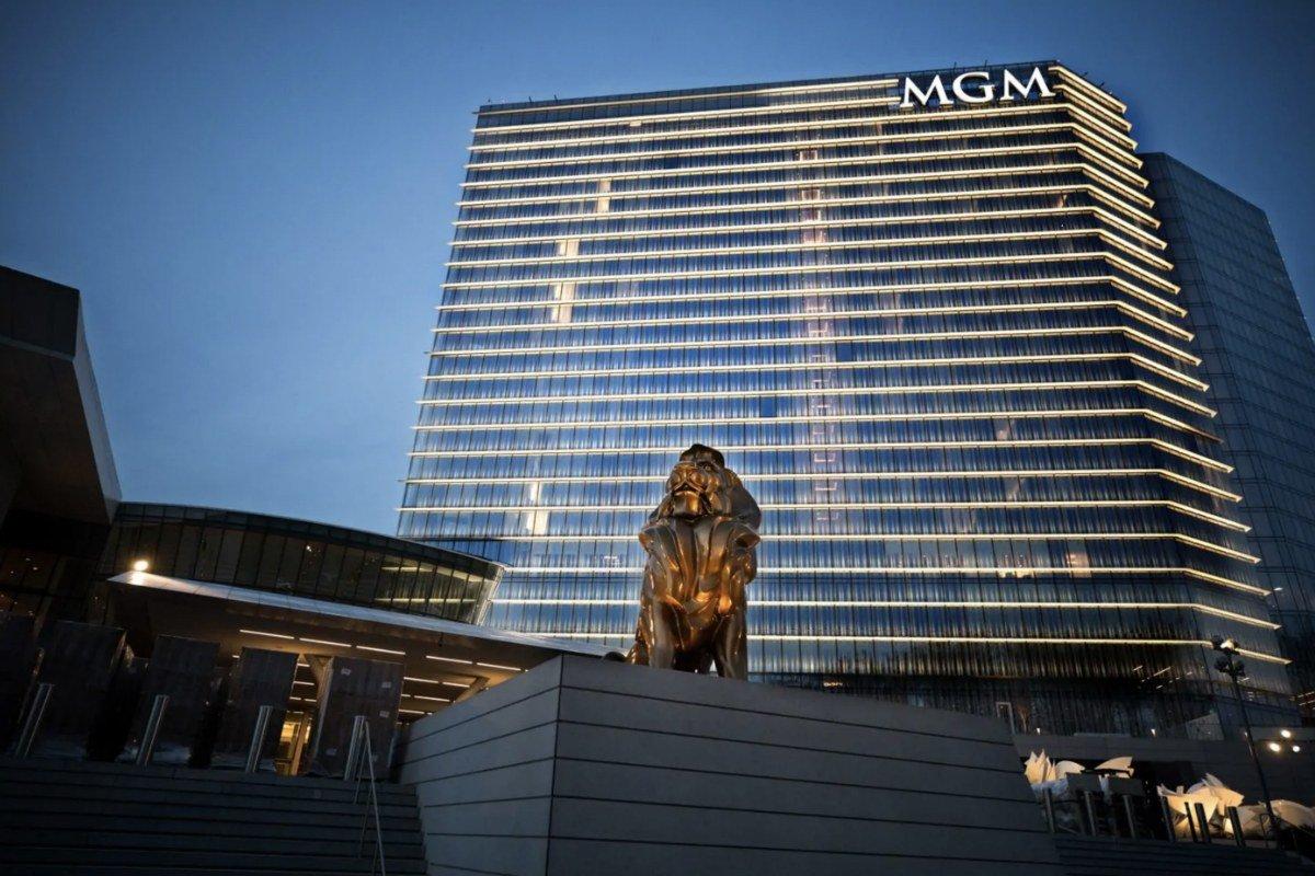 Pendapatan Kasino Maryland Menurun