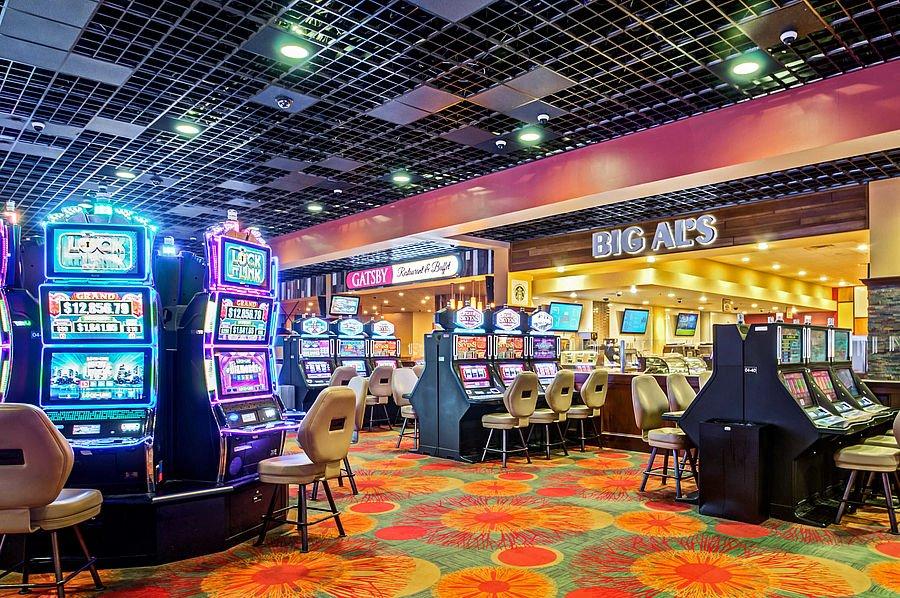 Mountaineer Casino Racetrack