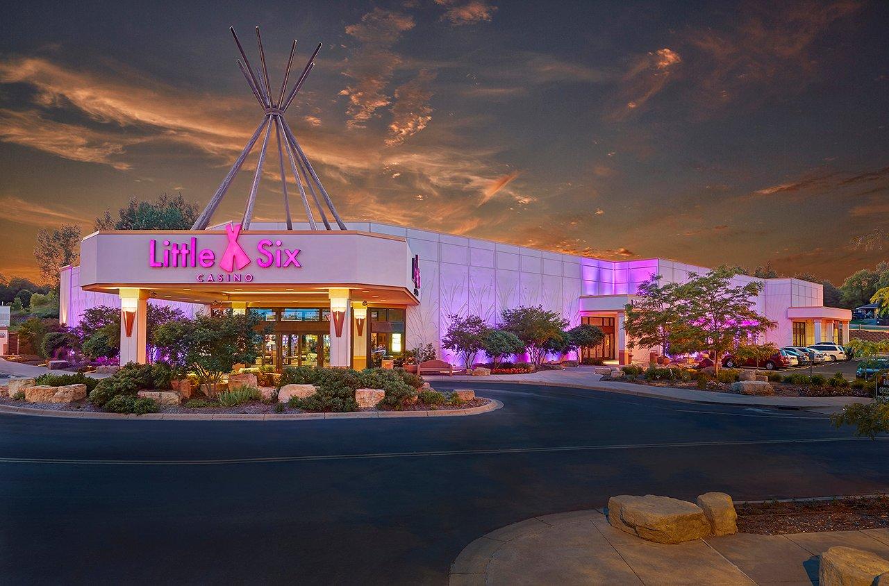 10 Kasino Minneapolis Terbaik